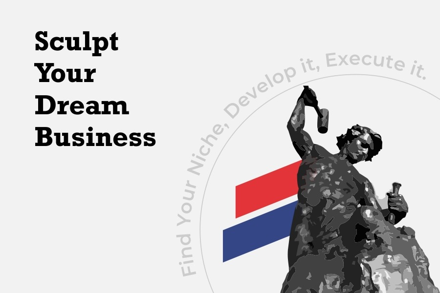 Sculpt your Dream Business - Startup Flame