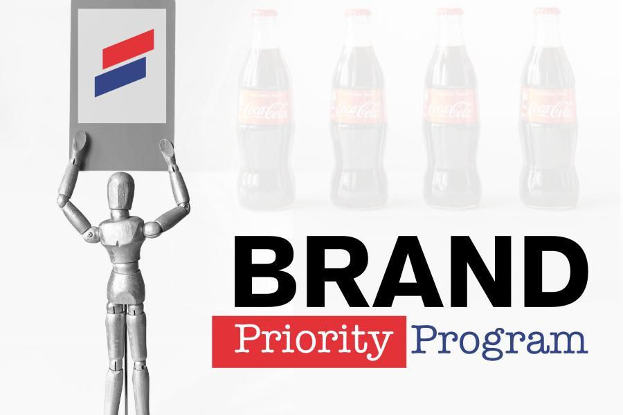 Brand Priority Program - Startup Flame