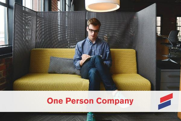 One Person Company - Startup Flame
