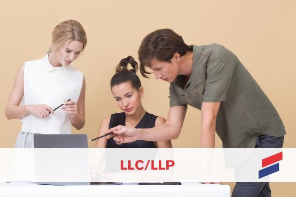 LLC / LLP - Startup Flame