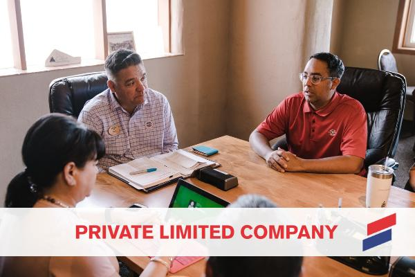 Private Limited Company - Startup Flame