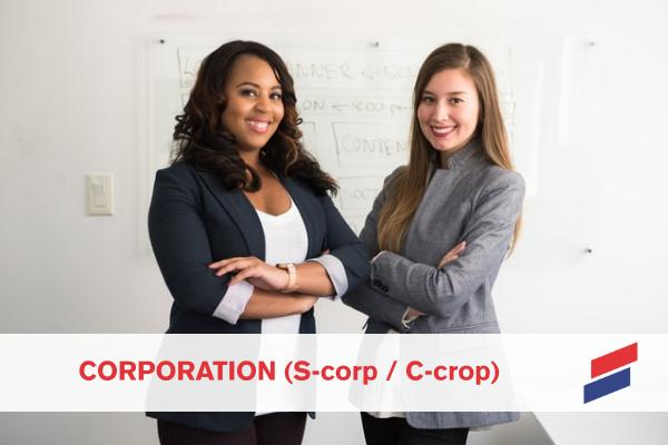 USA Corporation - Startup Flame