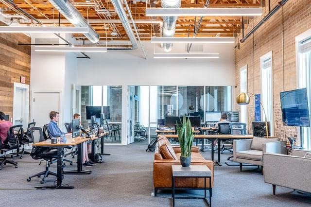 United States Office Space - Startup Flame