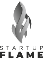 Startup Flame New cut logo