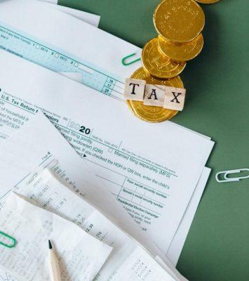 Federal Tax Id EIN - Startup Flame