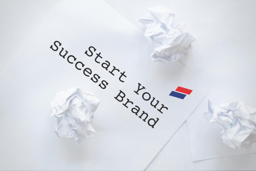 Start your Success Brand - Startup Flame